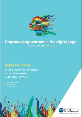 Empowering women in the digital age – Where do we stand?
