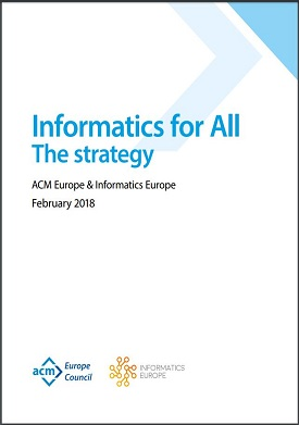 Informatics for All The strategy