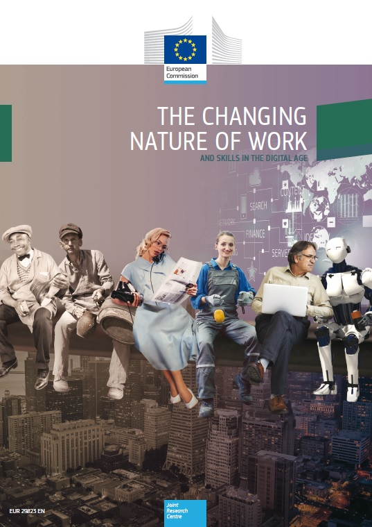 The changing nature of work and skills in the digital age