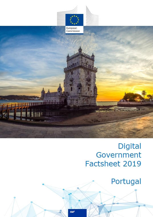 2019 Digital Government Factsheets - Portugal