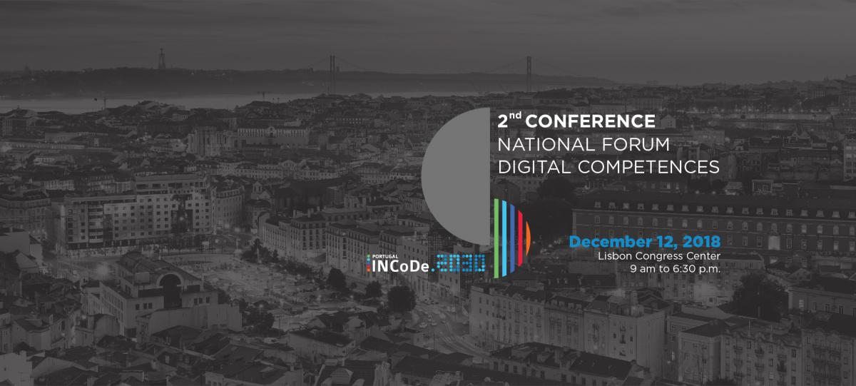 2nd Conference of the National Forum for Digital Competences