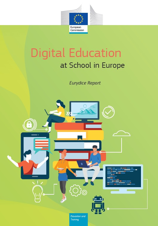 Digital Education at School in Europe