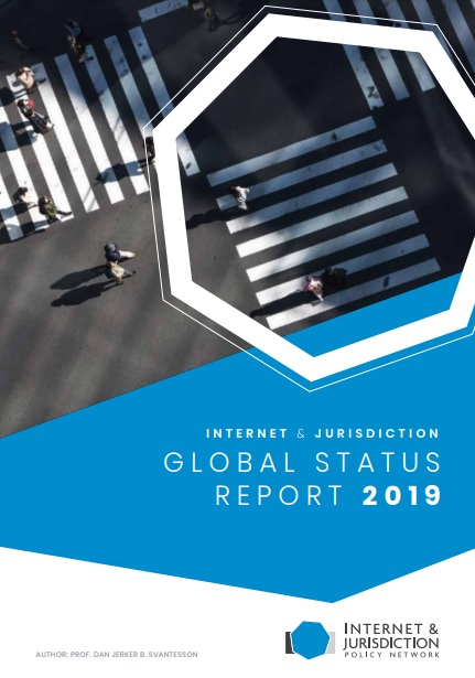 Internet & Jurisdiction Global Status Report