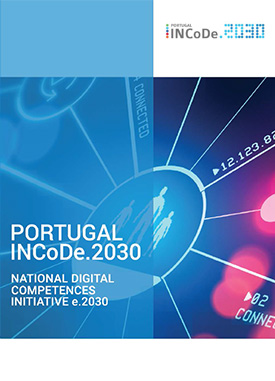Brochura Portugal INCoDe.2030 - National Digital Competences Iniciative e.2030 (versão Inglesa)
