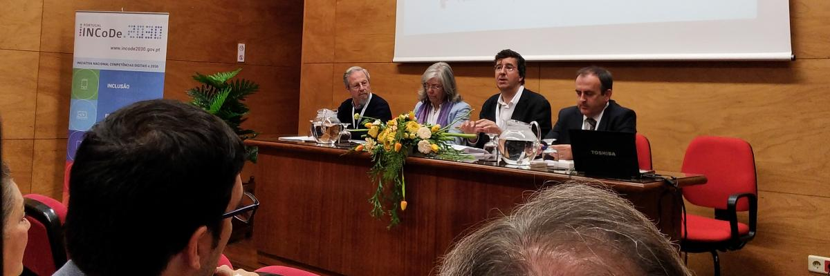 "INCoDe.2030 Meeting - Experts discuss, in Viseu, ""Education, Development of Teachers' Digital Skills"""