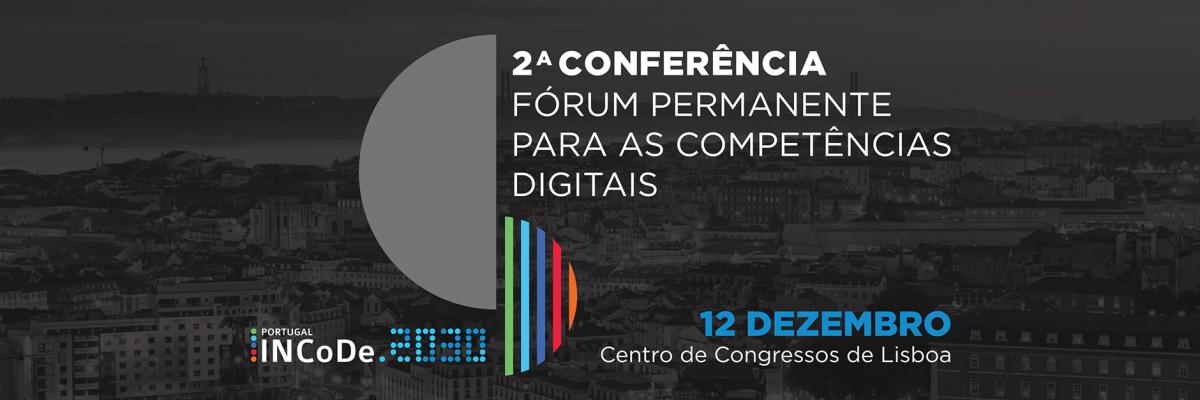 The program  of the 2nd Conference of the National Forum for Digital Competences is now available