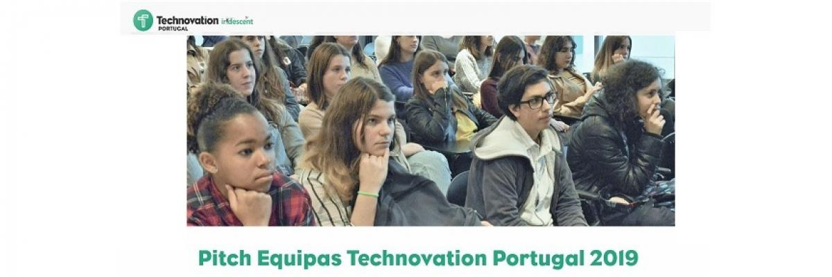 O Technovation Portugal 2019 desafiou-as para resolverem problemas reais através da tecnologia