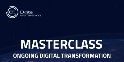 A EIT Digital Professional School e a KTH ExecutiveSchool promovem Masterclass digital no próximo mês de agosto