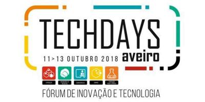 "Aveiro welcomes ""Tech Days"""